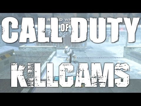 Call Of Duty Killcams With The Crew!