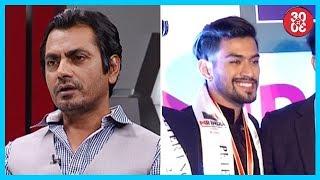 Nawazuddin To Do Bal Thackeray's Biopic   Jitesh Singh Deo Becomes Mr  India 2017 - ZOOMDEKHO