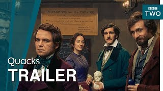 Quacks | Trailer - BBC Two - BBC