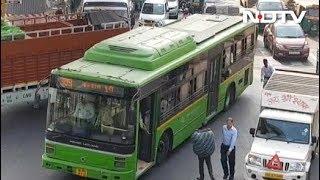 दिल्ली में कितना तैयार है पब्लिक ट्रांसपोर्ट? - NDTVINDIA