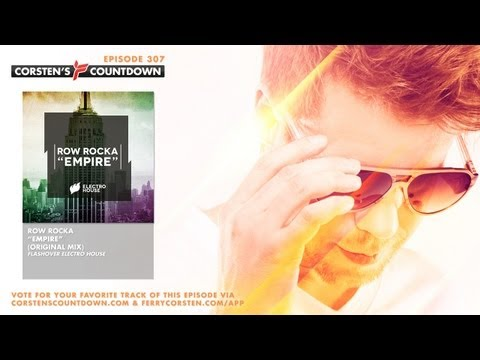 Corsten's Countdown #307 - Official Podcast