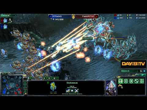 Day[9] Daily #469 P3 - ToD vs Parting - Amazing PvP