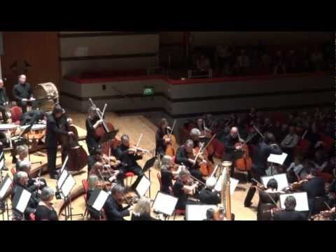 Max Bruch - Joshua Bell - St Martin in the fields - Scottish Fantasy in E-flat major Op 46