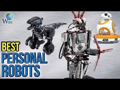 10 Best Personal Robots 2017