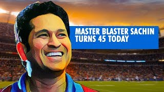 Happy Birthday Sachin Tendulkar! A look at his 9 records impossible to beat - ZEENEWS