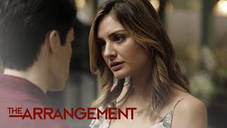 Megan Morrison and Kyle West Get Their Marriage License | The Arrangement | E! - EENTERTAINMENT