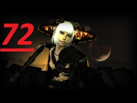 Lets Play FallOut New Vegas EP72 meet my wing man from Ace combat