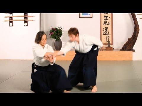 How to Do Suwari Waza | Aikido Lessons