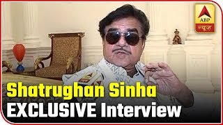 Full Interview: I see Akhilesh Yadav as future of this country: Shatrughan Sinha - ABPNEWSTV