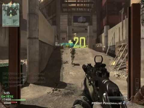 MW3 gameplay killermitry