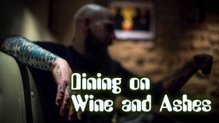 Royalty FreeRetro:Dining on Wine and Ashes