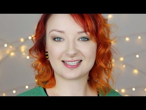 Ewa czyli Red Lipstick Monster pokazuje jak zrobić naturalny makijaż