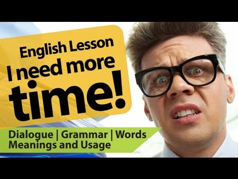 Daily Video vocabulary  - Free English lessons - Spoken English Lesson to speak fluent English
