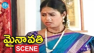 Mynavathi Movie Scenes - Seethabhai Insults Amar Singh Wife || Chitralekha - IDREAMMOVIES