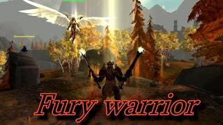 Fury Warrior guide/Гайд по фури вару WoW 7.1 - 7.2 ПВЕ
