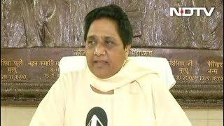 कर्नाटक में कांग्रेस-जेडीएस ने बीजेपी को मुंहतोड़ जवाब दिया : मायावती - NDTVINDIA
