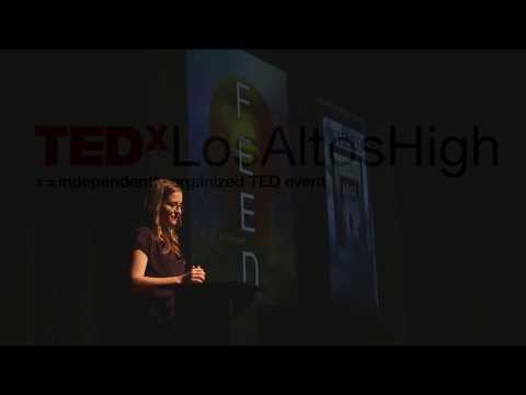 How to Write the Future | Parker Peevyhouse | TEDxLosAltosHigh