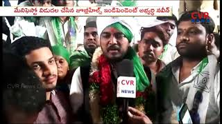 Jubilee Hills Independent Candidate Naveen Yadav Face To Face | Election Campaign | CVR News - CVRNEWSOFFICIAL