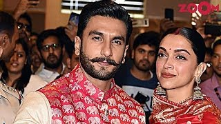 Deepika & Ranveer's Mumbai homes got lit up marking their wedding ceremony! | Bollywood News - ZOOMDEKHO