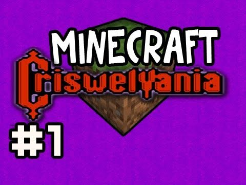 Minecraft: Criswelvania with Nova &amp; Slyfox Ep.1 (Multiplayer Survival)