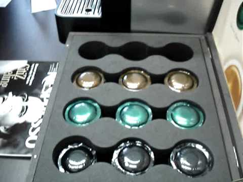 2010 12 30 NESPRESSO DEMO