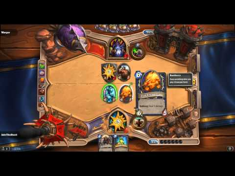 Hearthstone:Tare jocu#1 I The Extreme Gaming I