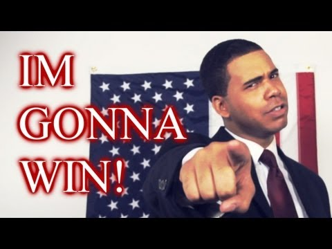 Barack Obama - IM GONNA WIN! (Lil Wayne/Drake Parody - I'm Goin' In)