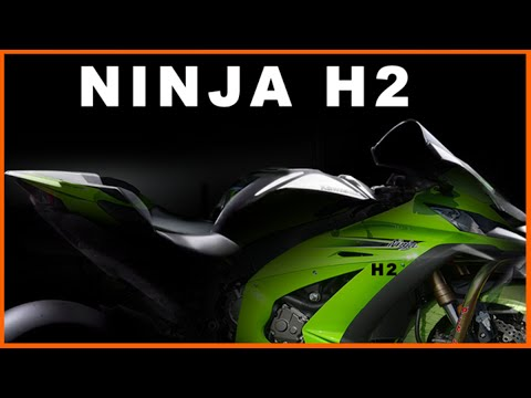 The END of the BMW S1000RR..The Kawasaki Ninja H2R/ニンジャ H2