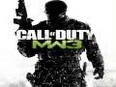 Call of Duty: Modern Warfare 3 Reveal Trailer -jYcv02semUo