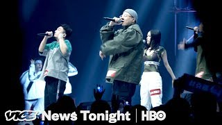 "China's Hip-Hop Answer To ""American Idol"" Is Huge — Even Though Rap Was Banned In China (HBO) - VICENEWS"