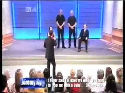 Jeremy Kyle Funny clip