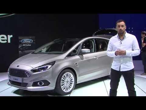 Autoperiskop.cz  – Výjimečný pohled na auta - Ford – Autosalon Paříž 2014
