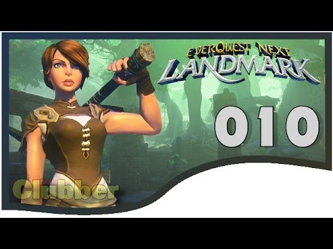 Everquest Next Landmark Gameplay #010 - Patch 20.02.14 und Forum - EQNext - MMORPG - Deutsch