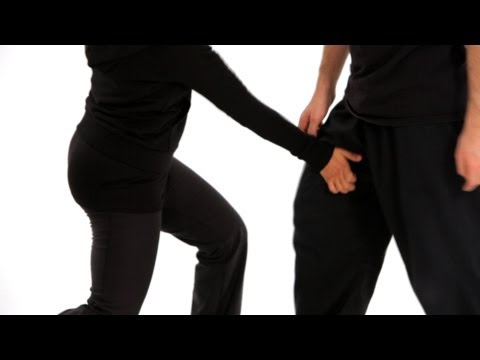 How to Attack an Assailant's Groin   Self-Defense