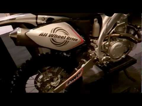 Inside Interview - Steve Christini/Christini AWD Motorcycles