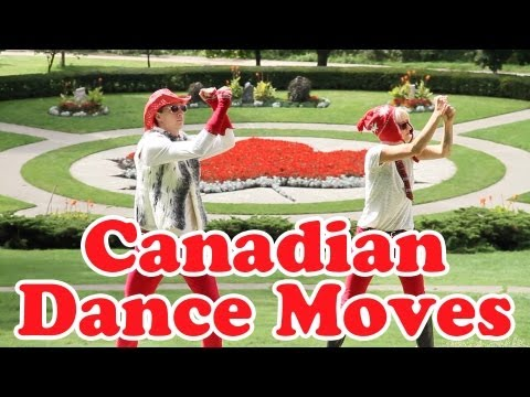 Canadian Dance Moves