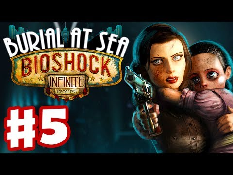 BioShock Infinite: Burial at Sea Episode Two - Part 5 - Columbia (PC Gameplay Walkthrough)