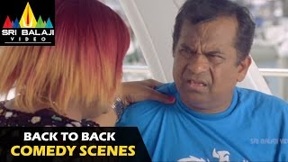 Brahmanadam Ali Comedy Scenes   Back to Back Comedy Scenes   Sri Balaji Video - SRIBALAJIMOVIES