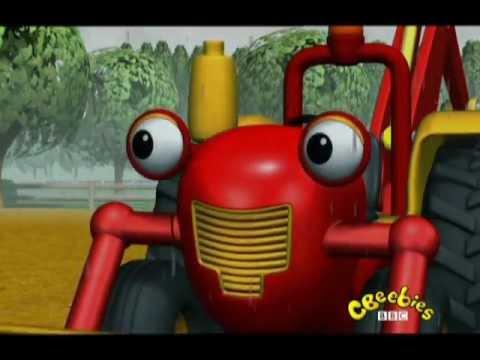 Traktor Tom - Wielki dół