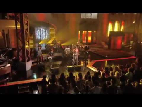 Travie McCoy   Bruno Mars Billionaire Live on Lopez Tonight 07 20 2010
