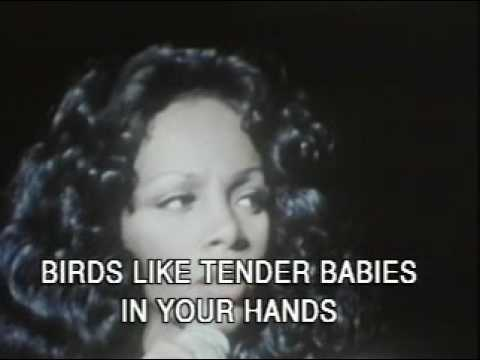 donna summer   mcarthur park karaoke original footage video 1983
