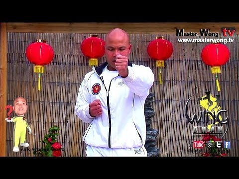 Wing Chun Course: How to do basic punches, Lesson 2