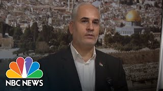 Gaza Militants, Israel Exchange Fire As Tensions Increase | NBC News - NBCNEWS