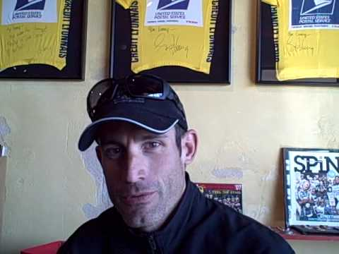 George Hincapie How fast is Mark Cavendish
