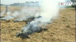 फिर ठंड आई, फिर बढ़ा प्रदूषण - NDTVINDIA