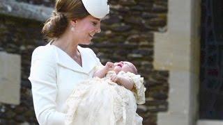 Princess Charlotte makes second public appearance - CNN