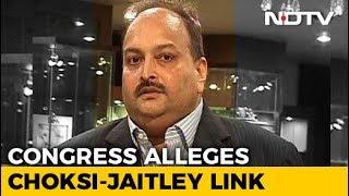With Daughter Link, Rahul Gandhi Attacks Arun Jaitley Over Mehul Choksi - NDTV