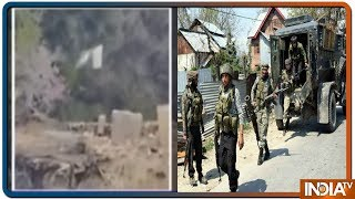 India ने Pakistan पर बरसाया बम, बॉर्डर पर झुका हुआ नज़ारा आया पाकिस्तानी झंडा - INDIATV