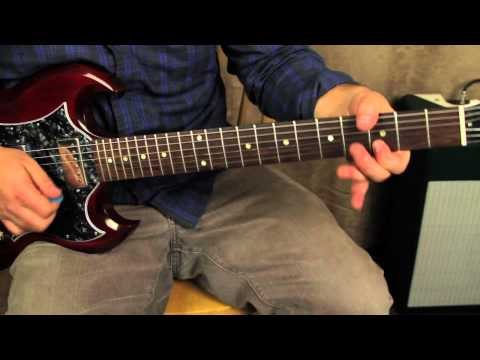 Lead Guitar Soloing Lesson - intermediate and advanced - blues rock Marty Schwartz