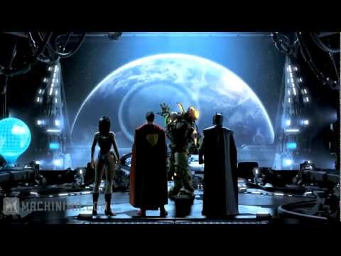 Justice League 2012 Trailer HD 1
